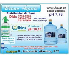 Bruno Águas - Distribuidora de água