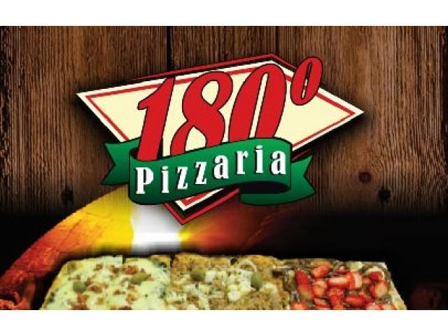 Pizzaria 180 graus