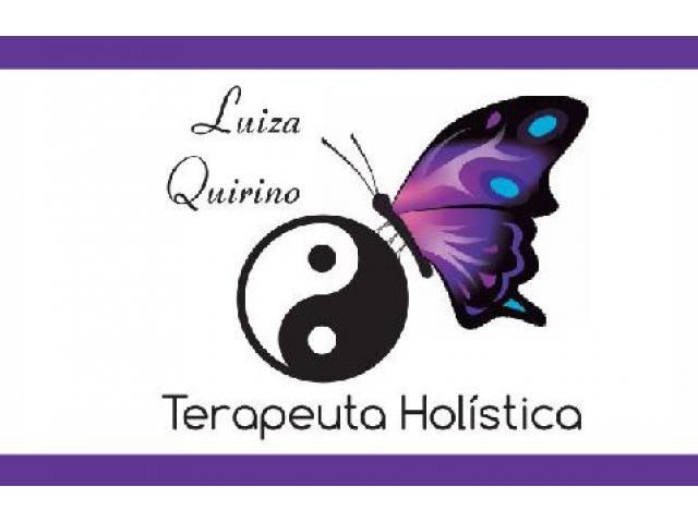 Luiza Quirino Terapeuta Holística